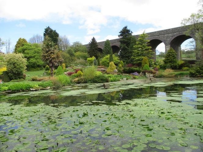 Kilver Court - lake